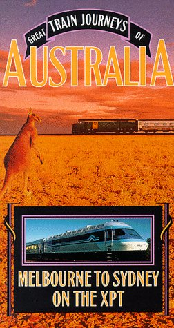 Great Train Journeys of Australia: Melbourne [VHS]
