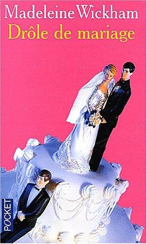 Drôle de mariage de Madeleine Wickman alias Sophie Kinsella 51P3CZHHQPL._