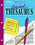 Notebook Reference Thesaurus (Noteboo...