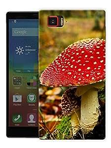 "Magic Mushrooms Printed Designer Mobile Back Cover For ""Lenovo Vibe Z2 Pro K920"" By Humor Gang (3D, Matte Finish, Premium Quality, Protective Snap On Slim Hard Phone Case, Multi Color)"