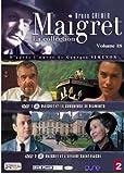 echange, troc Maigret - L'intégrale, volume 18 - Maigret et la croqueuse de diamants/Maigret et l'affaire Saint-Fiacre
