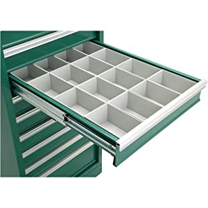 Grizzly T20675 Medium Boxes, 6-Inch by 4.25-Inch by 3-Inch, 16-Piece