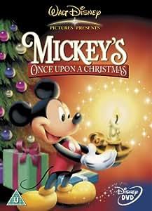 Mickey's Once Upon A Christmas [DVD]