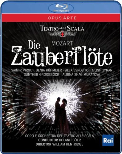 La Flauta Magica  (R.Boer)- Mozart - Blu Ray