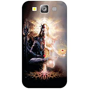 Samsung I9300 Galaxy S3 Phone Cover-Lord Shiv Matte Finish Phone Cover