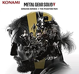 METAL GEAR SOLID V: GROUND ZEROES + THE PHANTOM PAIN
