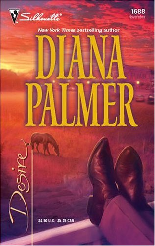 Boss Man (The Long Tall Texans) (Desire), DIANA PALMER