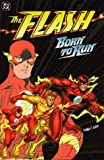 img - for The Flash: Born to Run book / textbook / text book