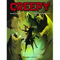 Creepy Archives Volume 14 by Doug Moench,&#32;Archie Goodwin,&#32;Budd Lewis and Jan Strnad