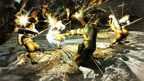 Dynasty Warriors 8 galerija