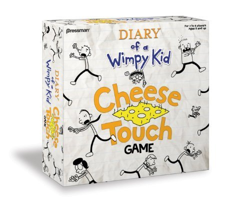 Diary Of A Wimpy Kid: The Cheese Touch Game Picture