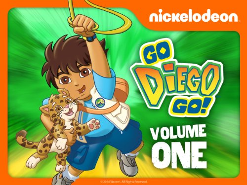 amazoncom go diego go volume 1 amazon digital