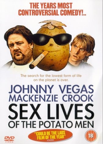 Sex Lives of the Potato Men [DVD] [2004]