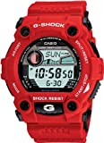 Casio G-Shock Rescue Red Mens Watch G7900A-4
