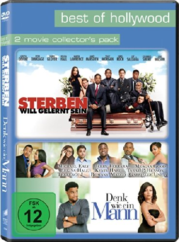 Best of Hollywood - 2 Movie Collector's Pack: Sterben will gelernt sein / Denk wie ... [2 DVDs]