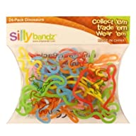 Silly Bandz Dinosaurs – 24 Pack