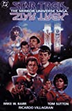 img - for Star Trek: The Mirror Universe Saga (Star Trek (DC Comics)) book / textbook / text book