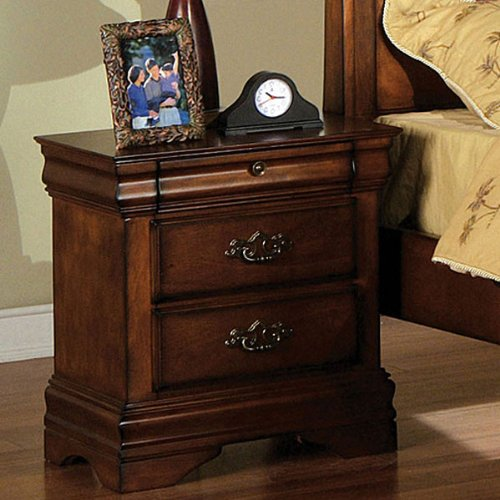 Two Tone Nightstand front-690037