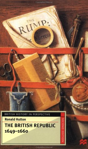 The British Republic, 1649-1660 (British History in Perspective (Paperback St. Martins))