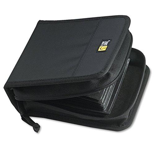 case-logic-cdw-32-32-capacity-classic-cd-wallet-black