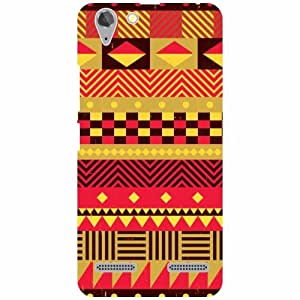 Printland Lenovo Vibe K5 Plus Back Cover High Quality Designer Case