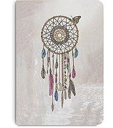 DailyObjects Lakota Dream Catcher A5 Notebook Plain