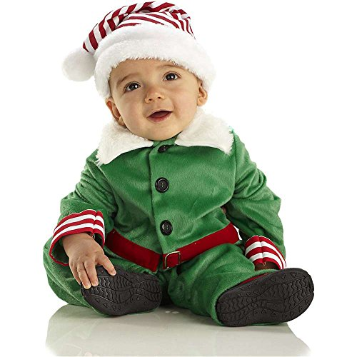 Elf Boy Toddler Costume