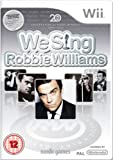 We Sing: Robbie Williams (Solus) Wii