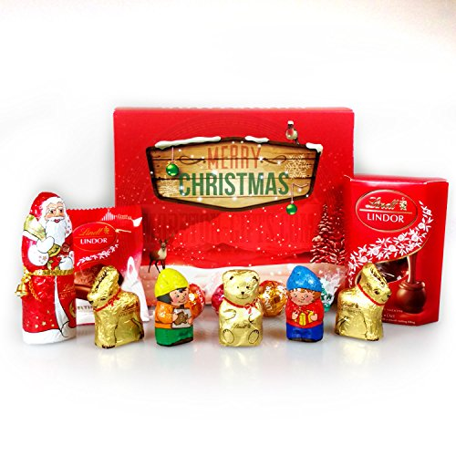 lindt-santa-and-friends-ultimate-christmas-selection-gift-box-by-moreton-gifts-lindt-santa-gold-bear