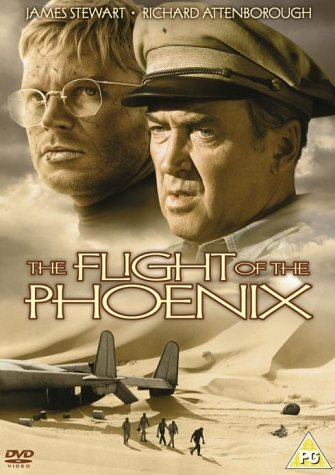 The Flight of the Phoenix [DVD] [1965]