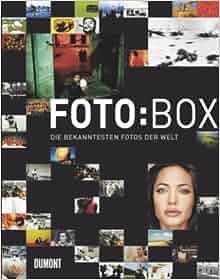 FOTO:BOX. Die bekanntesten Fotos der Welt: 9783832193294: Amazon.com