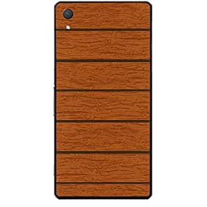 Skin4gadgets WOODEN PATTERN 8 Phone Skin for XPERIA Z4