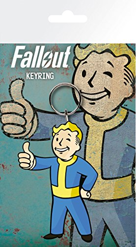 GB eye LTD, Fallout 4, Vault Boy Thumbs Up, Portachiavi