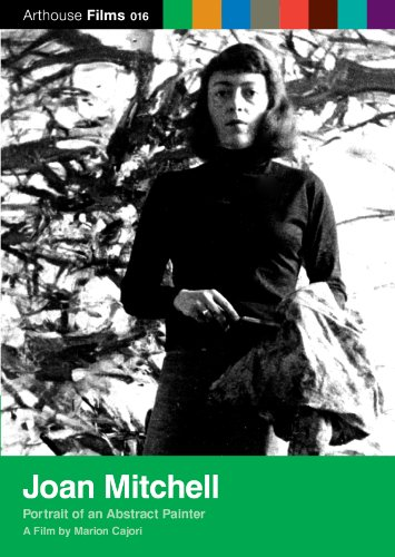 Cover art for  Joan Mitchell: Portrait of An Abstract Painter