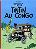 AVENTURES DE TINTIN (LES) T.02 : TINTIN AU CONGO