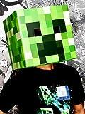 Minecraft Creeper ヘッド 頭 かぶり物 ダンボール素材 マインクラフト クリーパー 並行輸入品