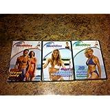 Malibu Pilates, 3 DVDs Only