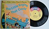 The Little Engine That Could: A Little Golden Read-Along Book & Record