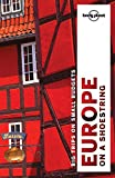img - for Lonely Planet Europe on a shoestring (Travel Guide) book / textbook / text book