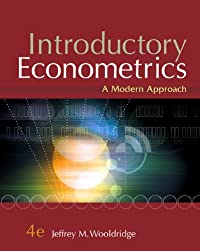 9780324660548: Introductory Econometrics: A Modern Approach (Book Only)