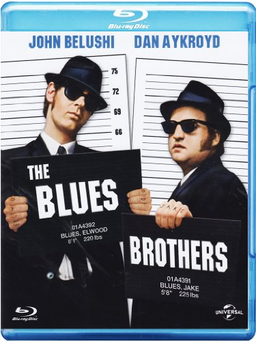 The Blues Brothers [Blu-ray] [IT Import]