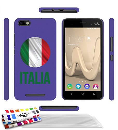 carcasa-rigida-ultra-slim-wiko-lenny-3-de-exclusivo-motivo-balon-de-futbol-italia-violeta-de-muzzano