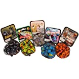 MegaFun USA Animal Kingdom Mega Marbles Set