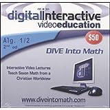 DIVE into Math Algebra 1/2, 2nd Edition