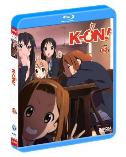 けいおん! [Blu-ray] Vol.3 北米版