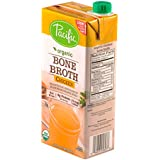 Pacific Natural Foods Organic Bone Broth Chicken - 12 Pack