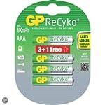 GP ReCyko+ Akku, AAA, NiMH, Micro, 4e...
