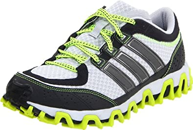 adidas Men's KX TR Trail Running Shoe,Clear Grey/Phantom/Neo Iron Metallic,8.5 D US
