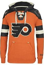 NHL Philadelphia Flyers Men's CCM Hooded Pullover