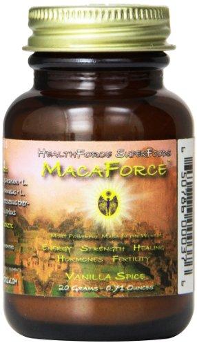 Healthforce Macaforce Vanilla Spice, Powder, 20 Grams